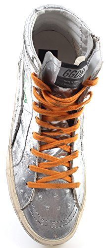 Ed Argent Limit D'oie Coulissent Schuhe Sneakers D'or Herren G29ms595sil Top p0868x