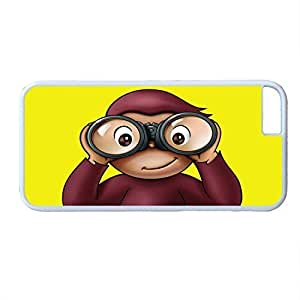 Andre-case customized ZENDOOP iPhone 6plus 5.5 case cover, Cute Funny Monkey And Bannanas ZENDOOP iPhone 6plus 5.5 case cover Slim u3lq5XtGVMI Cover Skin