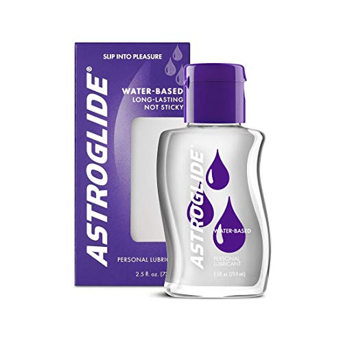 Astroglide Liquid, Water Based Personal Lubricant, 2.5 oz. ()