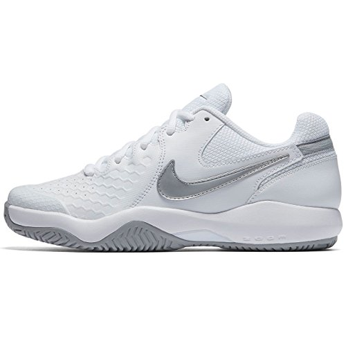 Sneakers 101 metallic white Nike Resistance Air Multicolore Zoom Femme Silver wolf Wmns Grey Basses qSwwTgIzRO
