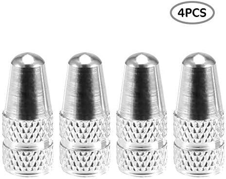 4Pcs Aleación de Aluminio Bicicleta clásica Neumático francés ...