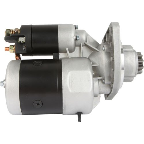 DB Electrical SMA0005 Starter For John Deere 1170 Combine, 6700 Sprayer /RE30493, RE503093, RE503120, RE504009, RE507236, RE59010, RE68783 /443-115-142-740, 9-142-740 /MS486, MS621