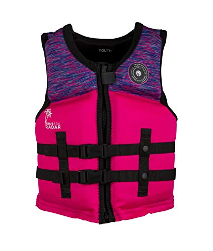 - Radar Total Awesomeness Girl's Youth Life Jacket