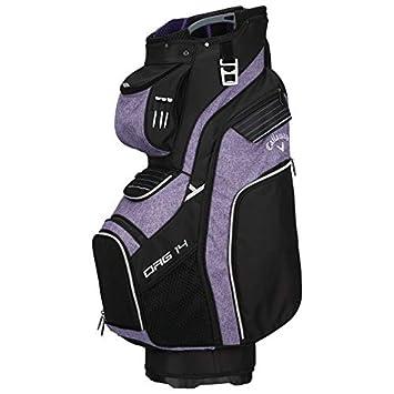 Callaway Bolsa Carrito de Golf Org 14 - Bolsa de Negro ...