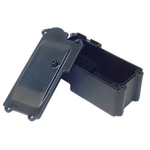 Redcat Racing 50006N Receiver & Battery Box for Single Steering Servo