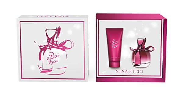 Nina Ricci Ricci Ricci Set Eau De Parfum: Amazon.es: Belleza