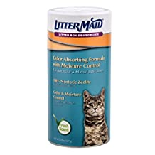 Littermaid Natural Zeolite Cat Litter Deodorizer