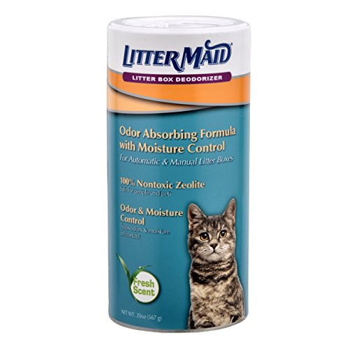 LitterMaid Litter Deodorizer 20 Ounce LMD200