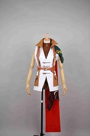 Dream-Coser Medium Size Final Fantasy XIII Lightning Cosplay CostumeWS77Medium