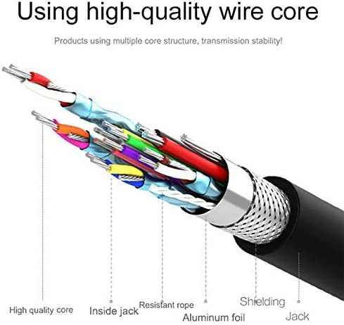 with 3D UL 20276 1080P KONEX TM ETHERNET 50FT 50 FEET 15M 15 Meters HDMI Cable ARC 1.4