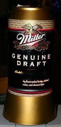 Miller Genuine Draft Mgd Rotating Motion Lamp Light Beer