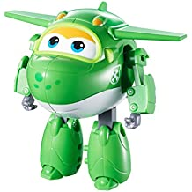 """Super Wings Transforming Mira Toy Figure   Plane   Bot   5"""" Scale"""