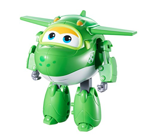 "(Super Wings - Transforming Mira Toy Figure | Plane | Bot | 5"" Scale)"