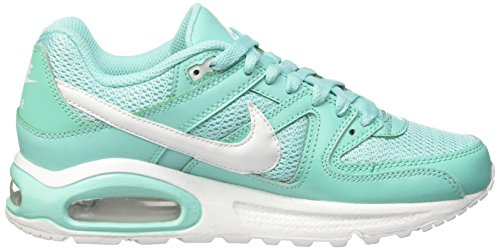 Hyper de GS Max Bianco Turq Hyper NIKE Air Turquoise Fille Gymnastique Chaussures White Turq Command Medium 1AyAPBc