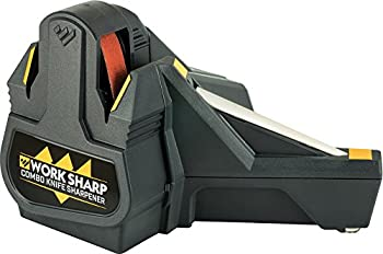 Work Sharp WSCMB Combo Knife Sharpener + $25 GC