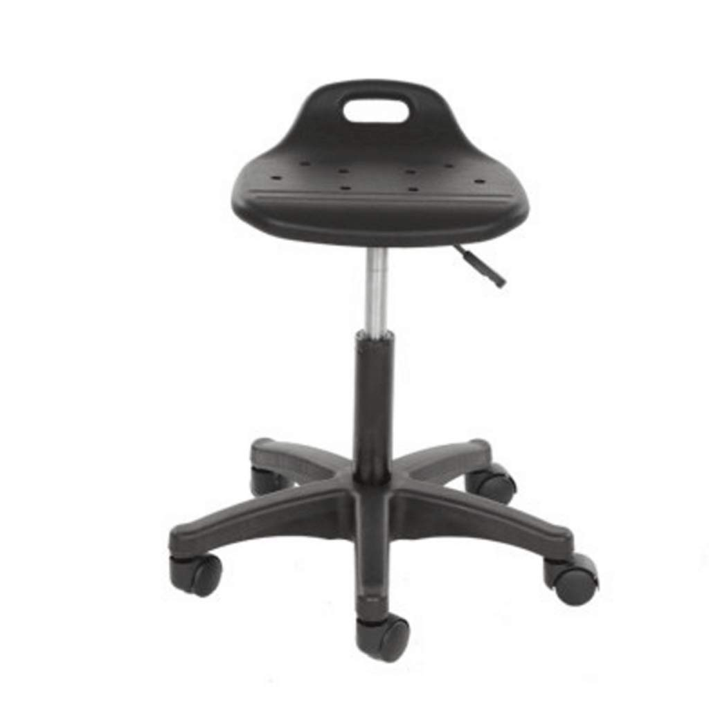 3 Dining Chair PU Anti-Static Lift Work Bench Bar Chair Factory Workshop Assembly Line Research Institute redating Stool A+ (color   1)