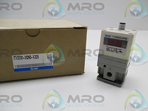 SMC ITV2010-312N5-X325 ELECTRO PNEUMATIC REGULATOR NEW IN BOX by SMC