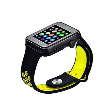 Revwtommy Bluetooth Smart Watch Reloj Inteligente Hombre Mujer ...