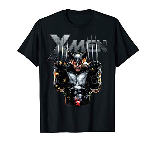 with Wolverine T-Shirts design