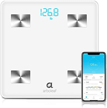 Weight Scale Bluetooth Unlimited Recognition product image