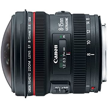 powerful EF 8-15mm f/4L USM