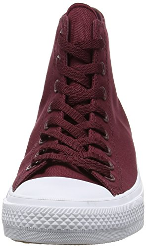 Converse Chuck Taylor All Star Ii Hög Bourgogne