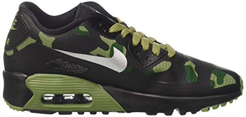 Black Air Sneakers Basses GS NS 90 Gorge Enfant Se Reflect Palm Silver Mixte Green Green Max Noir Nike gqxPYww