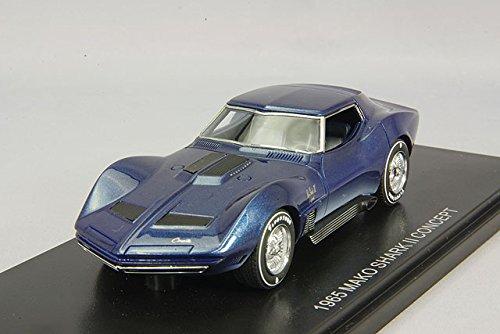 1/43 シボレー コンバーチブル Mako Shark II コンセプト 1965 NEO43705