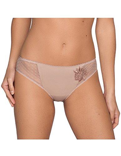 Prima Donna 0562650 Women's Divine Patine Pink Knickers Panty Rio Brief Sml