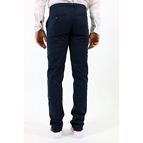 Stretch Woolrich Twill Uomo Wopan1106 Taglia Pantalone Chino Classic Col Navy size 38 rZnZgtxq