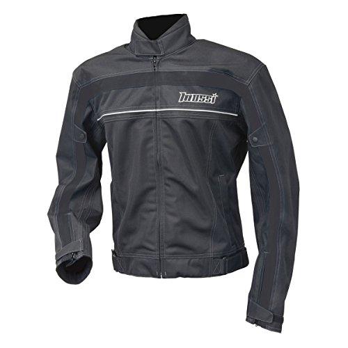 Mossi Jaunt Jacket (Black/Gray, Small)