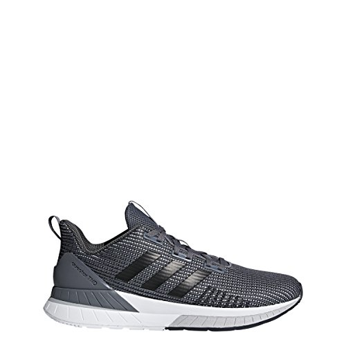 adidas Performance Men's Questar Tnd, Grey Four/Core Black/Carbon, 9.5 Medium US