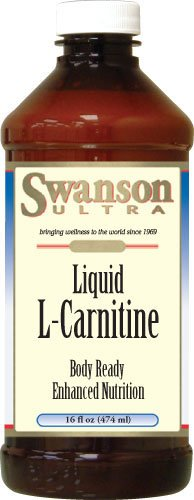 Liquid L Carnitine Body Ready 16 fl oz (474 ml) Liquid