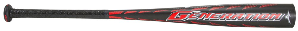 Mizuno 340438 2018 Generation SR YTH (-9) Baseball Bat, 31''/22 oz by Mizuno
