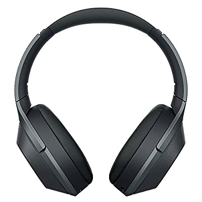 SONY Wireless noise canceling stereo headset WH-1000XM2 BM (BLACK)【Japan Domestic genuine products】