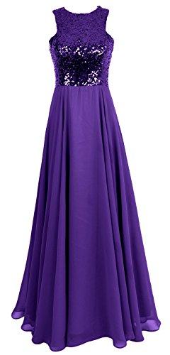 MACloth - Robe - Femme violet violet 42