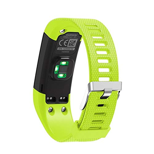 Jewh New Watch Band 2018 - Garmin Fenix Watch Band - New Replacement Soft Silicone Bracelet
