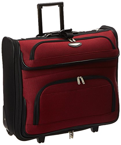 amsterdam-rolling-garment-bag-wheeled-luggage-case-red-23-inch