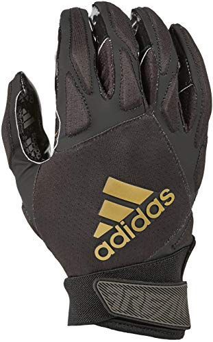 f6fa8cd82f9b adidas Freak 4.0 Padded Receiver's Football Gloves Black Large