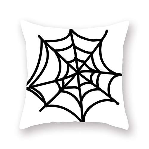 YWLINK Funda De CojíN Funda De Almohada De Halloween Moda ...