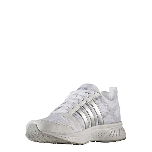 adidas STAR PLUS W - Zapatillas deportivas para Mujer, Blanco - (FTWBLA/PLAMAT/ONICLA) 37 1/3