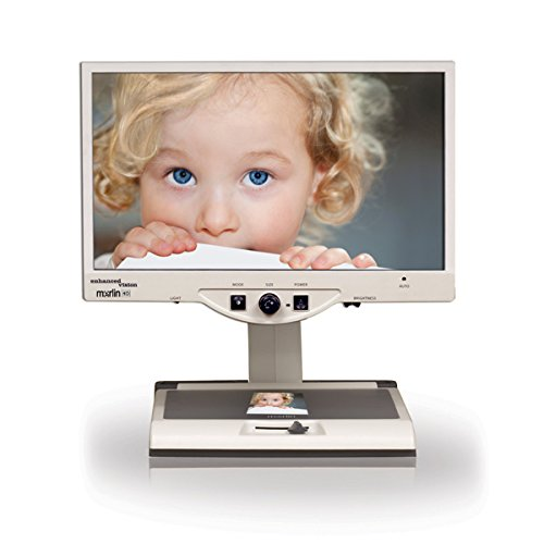 (Merlin HD - Desktop Electronic Magnifier for Low Vision)