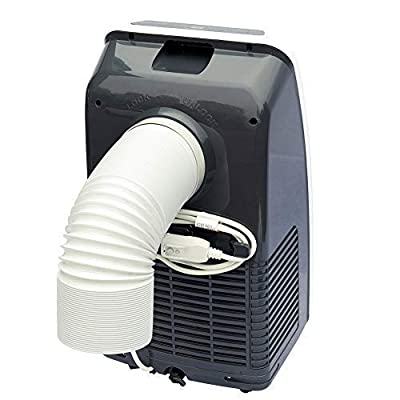Shinco Portable Air Conditioner Cool Fan Quiet Dehumidifier for Rooms Up to 200-400 Sq.Ft