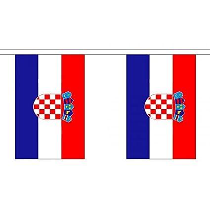 3 metros 10 (22,86 cm x 15,24 cm) de Croacia croata de la ...