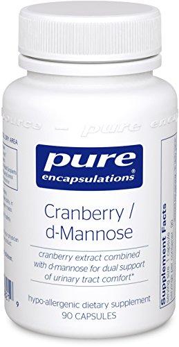 Pure Encapsulations Cranberry Hypoallergenic Supplement
