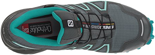 de Vert Beach Tropical Beach Balsam Nocturne 4 Salomon Glass GTX Chaussures Tropical Green Glass Green Speedcross Femme Trail W Green Green Balsam WqzSSnwYR
