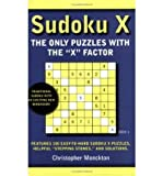 Sudoku X The Only Puzzle with the X Factor by Monckton, Christopher ( Author ) ON Jul-25-2005, Paperback