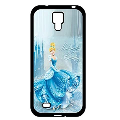 Phone Cases Retro Samsung Galaxy S4 Casing Cover Cinderella Ball Gown Wedding Dresses , Wonderful Design Durable Case for Samsung S4 Design for Fashion Unique BT-SB personality (Cinderella Phone Cases Galaxy S4)