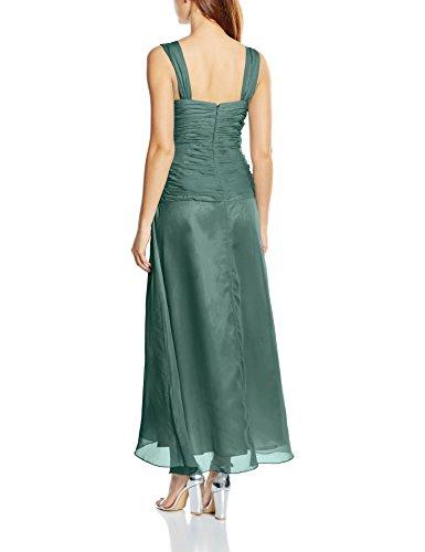 Astrapahl co6021ap Seegrün Verde Mujer Vestido Cóctel TrZx64Twq