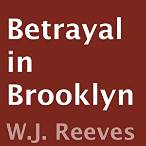 Betrayal in Brooklyn Audiobook